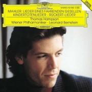 G Mahler - Lieder Eines Fahrenden Ge (0028943168229) (1 CD)