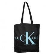 Fuck Off CK Tote Bag, Tote Bag