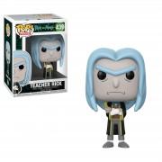 Pop! Vinyl Rick and Morty Rick Professore Pop! Vinyl
