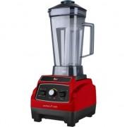 Blender profesional Eldom Perfect Vital, 1000 W, 26.000 rpm, vas tritan 2L, spargere gheata, functie pulsare, rosu