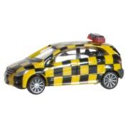 Herpa Mercedes-Benz Follow-Me Van (2) 1/200