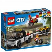 Lego City: Todoterreno del equipo de carreras (60148)