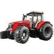Bruder Toys Massey Ferguson 7600 Tractor (3046)