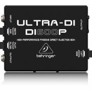 Caja Directa Pasiva Behringer DI600P-Negro