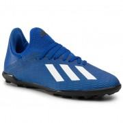 Обувки adidas - X 19.3 Tf J EG7172 Royblu/Ftwwht/Cblack