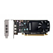 PNY VGA QUADRO P400 PASCAL 2GB GDDR5 MINI DP LOW PROFILE