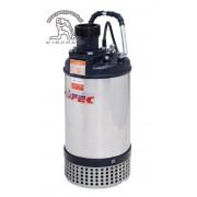 FS 215 T - 400V - AFEC pompa odwodnieniowa dla budownictwa Hmax - 22m, wydajność do 400 l/min - zmiana na PRORIL TANK 215