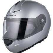 Schuberth C3 Pro Casco plata Plata S