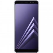 Telefon Mobil Samsung Galaxy A8 (2018), 32GB Flash, 4GB RAM, Dual SIM, 4G, Orchid Gray