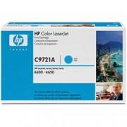 HP C9721A LJ4600 TONER CIANO