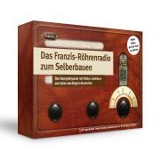 FRANZIS.de (ausgenommen sind Bücher und E-Books) Das Franzis-Röhrenradio zum Selberbauen
