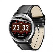OVE Smart Watch Pulsera deportiva PPG ECG HRV informe de frecuencia cardíaca prueba de presión arterial monitor podómetro Negro XING-HHH-CE-20200506-9FFF9775FF