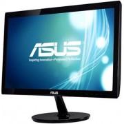 """Monitor LED Asus 19.5"""" VS207T-P, DVI-D, VGA, 5ms, Boxe (Negru)"""