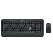 KBD, Logitech MK540 Advanced, Wireless, Keyboard and Mouse Combo (920-008685)