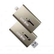 """iShowFast - Memorie """"Flash Drive"""" pentru dispozitive iPhone (Auriu, 16GB)"""