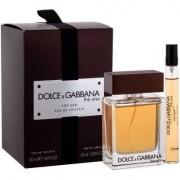 Dolce & Gabbana The One for Men Woda toaletowa 50ml spray + 10ml spray