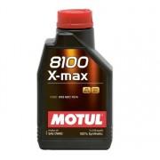 MOTUL 8100 X-max 0W-40 1L motorolaj
