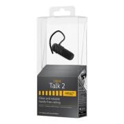Jabra Talk 2, Bluetooth monoheadset, 9h taltid, svart