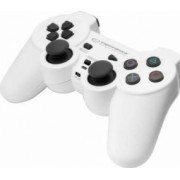 Gamepad Wireless Esperanza EGG108W Gladiator PC-PS3 Alb