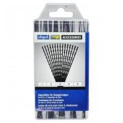 Set lame pentru fierastrau de traforaj Scheppach SCH88000010 60 piese