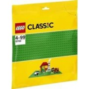 Lego Classic base plate green