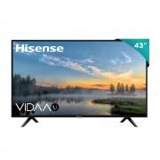 Hisense pantalla led hisense 43 pulgadas full hd smart 43h5f