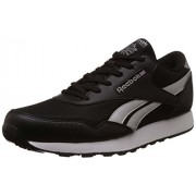 Reebok Classics Men's Classic Protonium Black, Silver and White Sneakers - 11 UK/India (45.5 EU) (12 US)