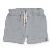 Jollein Korte Broek Cotton Wrinkled Grey 62/68