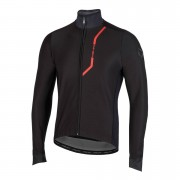 Nalini Pro Gara Jacket - M - Black/Red