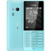 """nokia 216 2.4"""" Telefono movil GSM w / dual SIM? 16MB RAM - azul"""