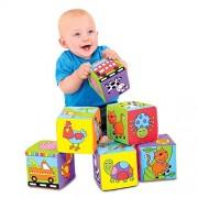 Galt Toys Inc Soft Blocks - Set of 6