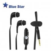 Универсални слушалки (с микрофон) 3.5mm - модел IN60 (черно)