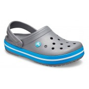 Crocs Crocband™ Klompen Unisex Charcoal / Ocean 43