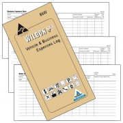 WILDON VEHICLE & BUSINESS LOG BOOK WILDON 86W(EACH)