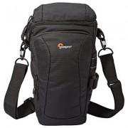 Lowepro Toploader Pro 75 AW II Shoulder case Black - camera cases (Shoulder case, Black, Nylon, Oxford, 190 mm, 220 mm, 322 mm)