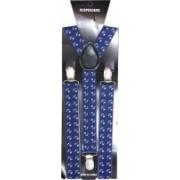 Homeshopeez Y- Back Suspenders for Men, Boys, Girls, Women(Blue)