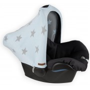 Baby's Only Maxi-Cosi Autostoel Zonnekap - 0+ - Ster baby blauw / grijs