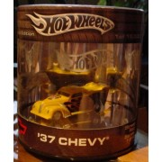 Hot Wheels 37 Chevy Street Rod Series 100% Oil Can