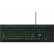 Tastatura Asus Sagaris GK1100 USB Mecanica Negru