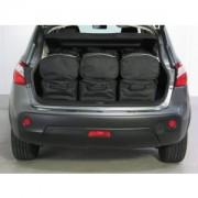 Nissan Qashqai (J10) 2007-2013 Car-Bags Travel Bags