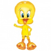 Balon folie figurina airwalkers Tweety - 94cm, Amscan 08343