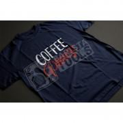 Блуза Barista - Coffee Please Син