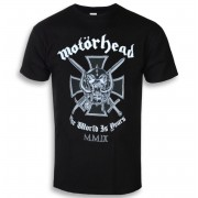 tricou stil metal bărbați Motörhead - TSB - ROCK OFF - 5329
