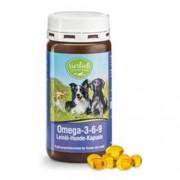 Cebanatural Omega 3-6-9 para cães - 180 Cápsulas
