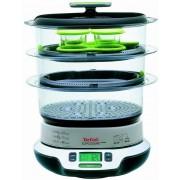 TEFAL Aparat za kuvanje na pari VS 4003 metalik/crna/zelena , 1800W