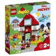 Конструктор Лего Дупло - Къщата за почивка на Mickey, LEGO DUPLO Disney, 10889
