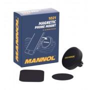 Mágneses telefontartó Mannol