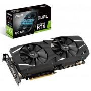 GeForce RTX2060 6GB GDDR6 Asus DUAL-RTX2060-O6G videokartya 90YV0CM1-M0NA00