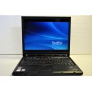 "Laptop Lenovo Thinkpad T60 T2400 1.83GHz RAM 2 GB HDD 160 GB 14"""