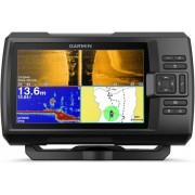 Garmin Striker Plus 7sv (s krmenom sondom CHIRP 150-240kHz/DownVü/SideVü GT52HW-TM, 12-pin),GPS, 010-01874-01
